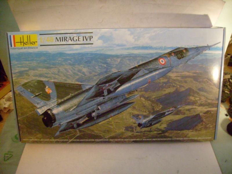 [Heller] Mirage 4 P au 48 eme S7305821