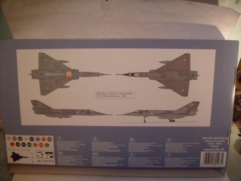 [Heller] Mirage 4 P au 48 eme S7305822
