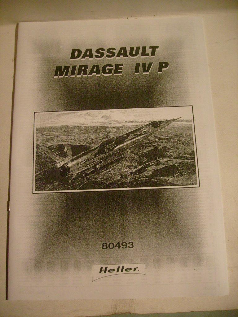 [Heller] Mirage 4 P au 48 eme S7305823