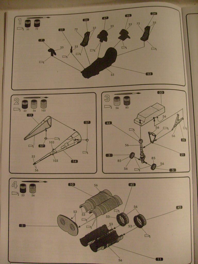 [Heller] Mirage 4 P au 48 eme S7305825