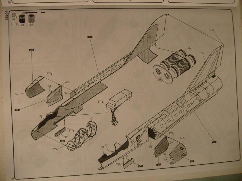 [Heller] Mirage 4 P au 48 eme S7305826