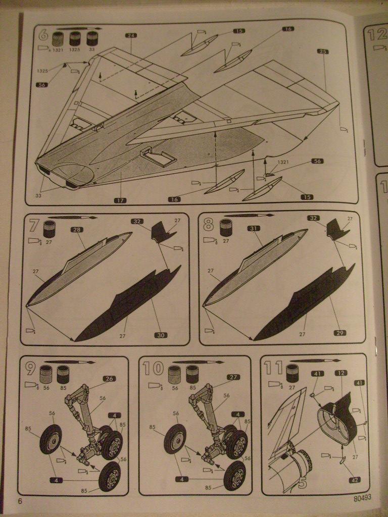 [Heller] Mirage 4 P au 48 eme S7305827