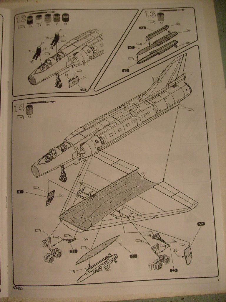 [Heller] Mirage 4 P au 48 eme S7305828