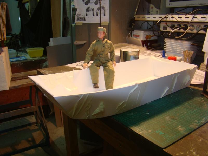 Barque d'assaut M2 au 1/6 en scratch Barque11