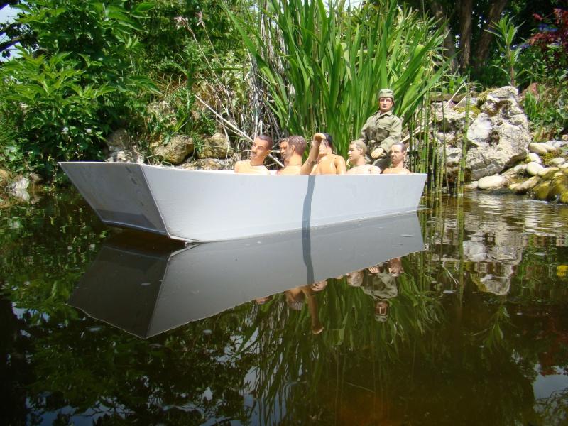 Barque d'assaut M2 au 1/6 en scratch Barque12