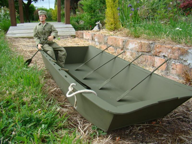 Barque d'assaut M2 au 1/6 en scratch Barque22