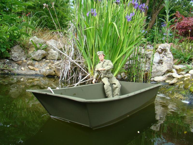 Barque d'assaut M2 au 1/6 en scratch Barque23