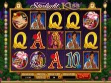 Microgaming casino game : Starlight Kiss