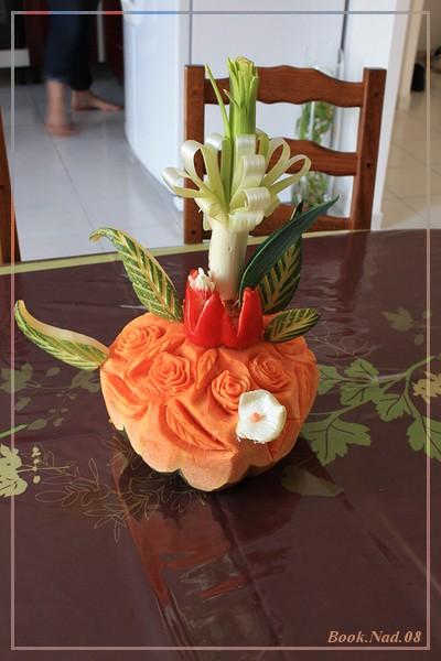 Sculpture sur fruits et légumes Img_9511