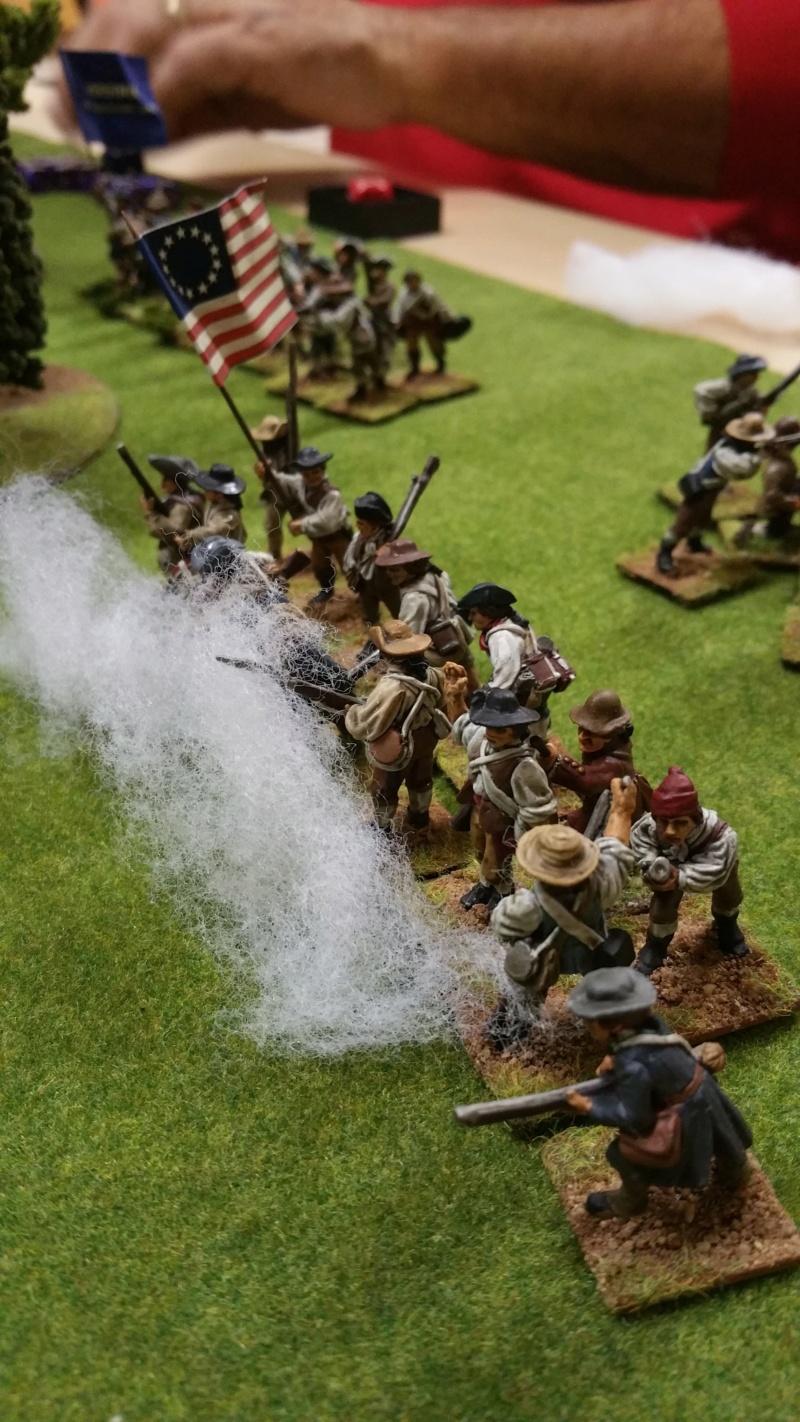 Guerre d'indépendance américaine, quelque part en Caroline du Nord 20181241