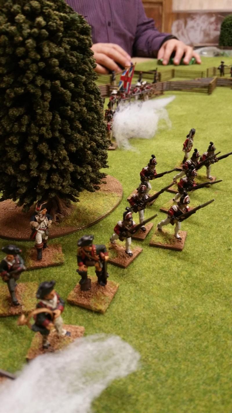 Guerre d'indépendance américaine, quelque part en Caroline du Nord 20181261