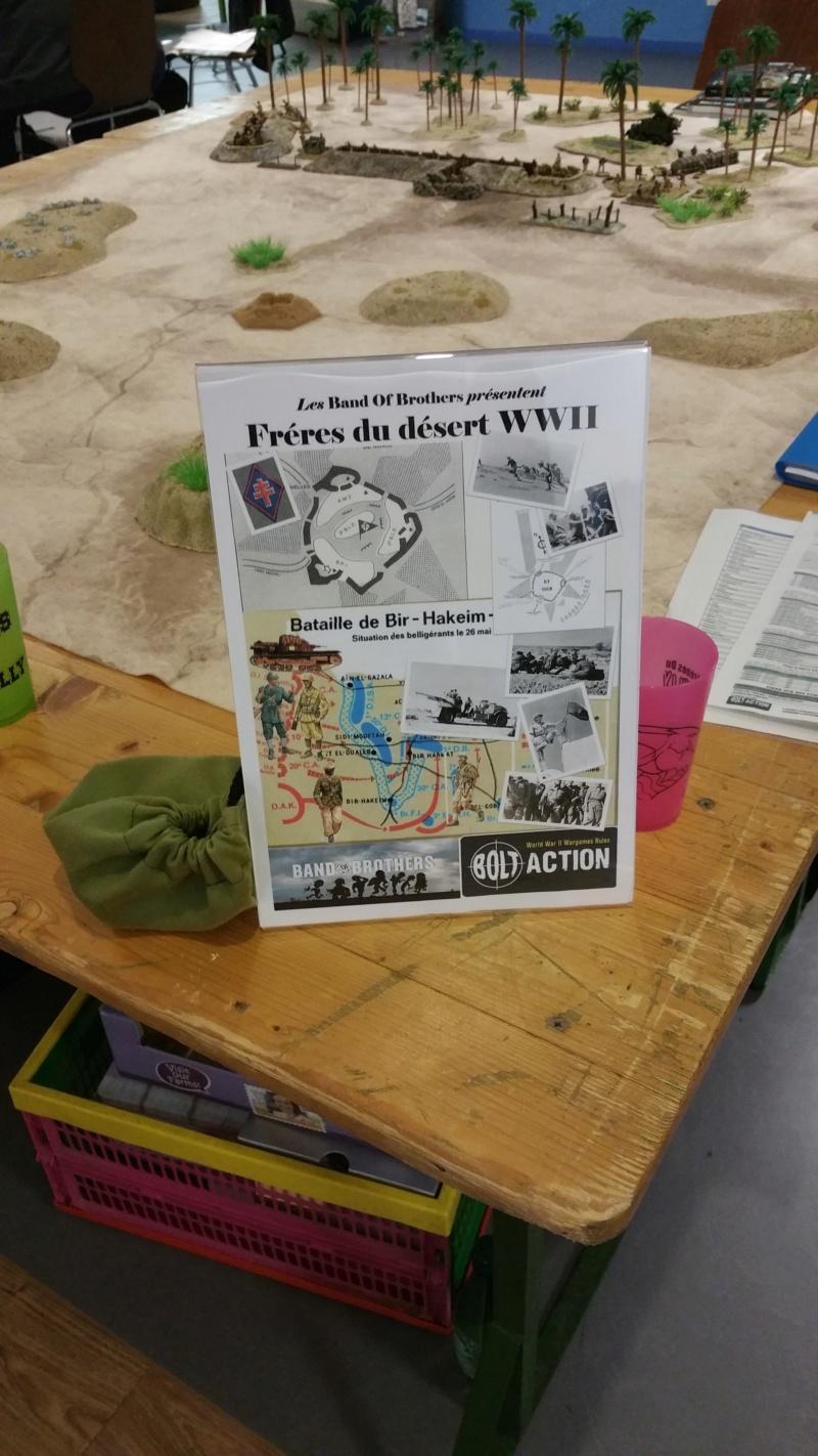 BoltAction Désert WWII non loin de Bir Hakeim 20190512