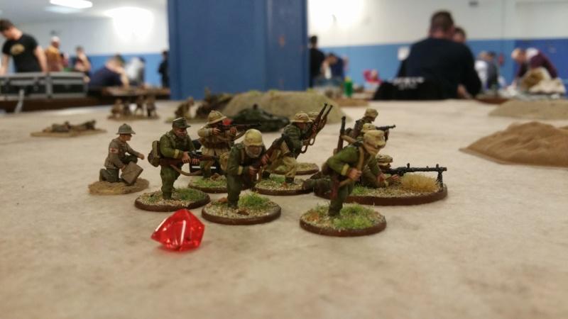 BoltAction Désert WWII non loin de Bir Hakeim 20190518