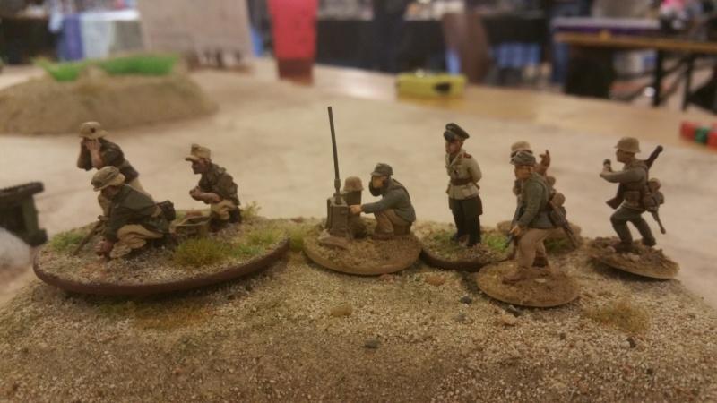 BoltAction Désert WWII non loin de Bir Hakeim 20190530
