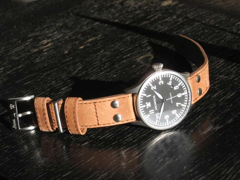 Archimede pilot;quel bracelet ? Archim12