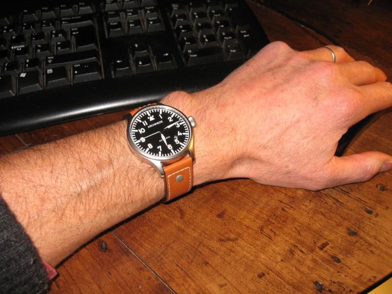Archimede pilot;quel bracelet ? Archim13