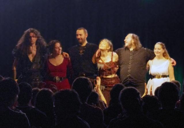 Concert en Normandie Naheul10