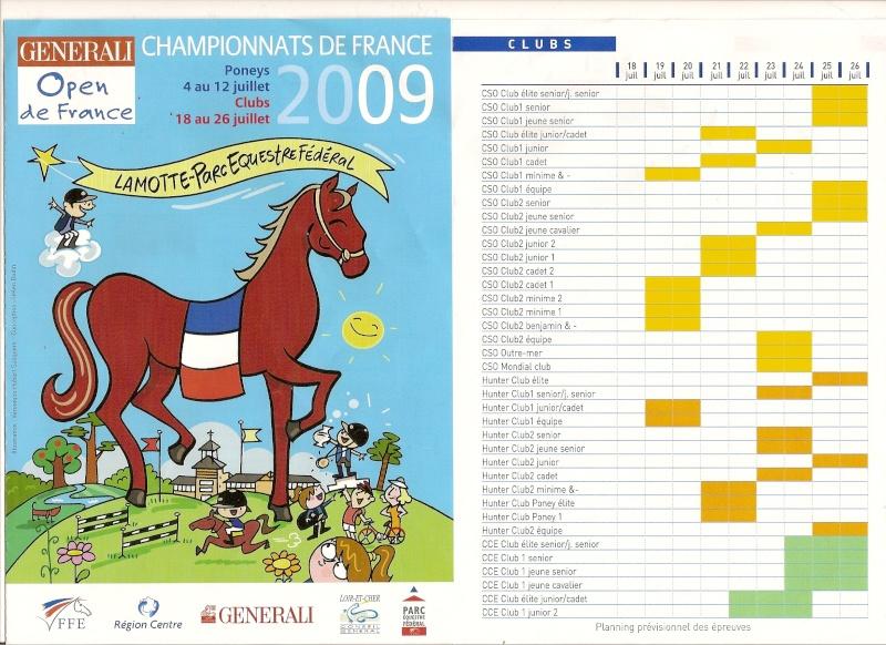 CHAMPIONNATS 2009 Numari10