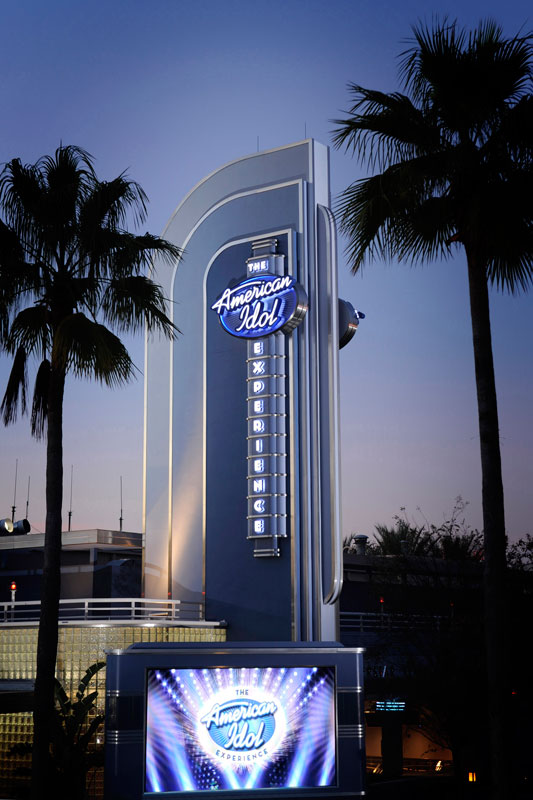 [Disney's Hollywood Studios] The American Idol Experience (14 février 2009) 00110