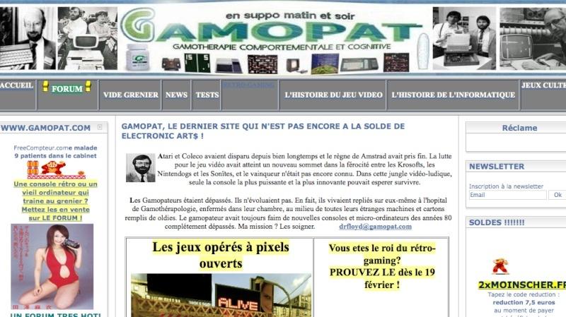 Banniere pour GAMOPAT Gamopa10
