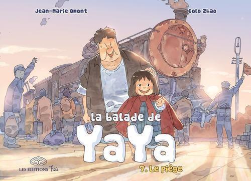 La Balade de Yaya de Jean-Marie Omont et Golo Zhao Ballad13