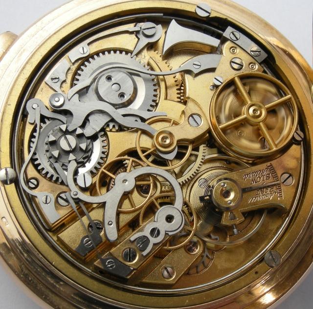 Les plus belles montres de gousset des membres du forum - Page 5 Dscn9915
