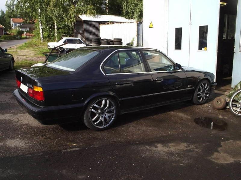 Öbbe - Volvo 242 16v Turbo - Såld P6170010