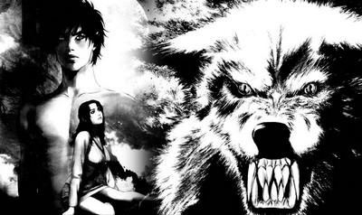 Wolf guy Wallpa11
