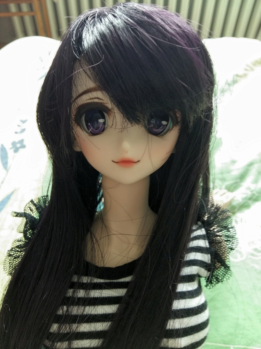 [Vends] Dollfie dream 03 head SWS dddy body NS + extras 2019-010