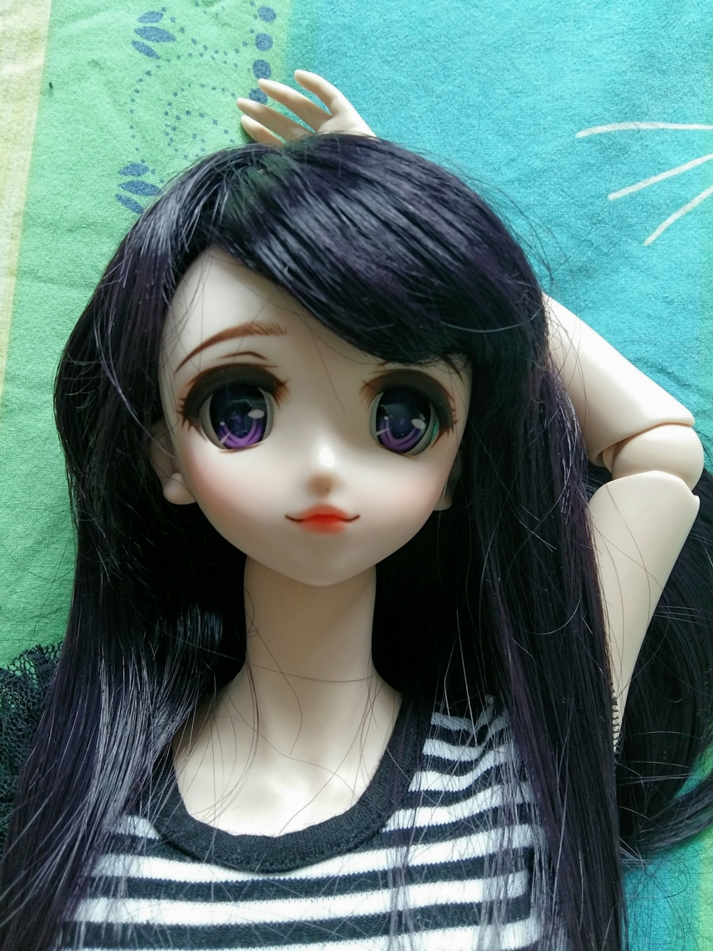 [Vends] Dollfie dream 03 head SWS dddy body NS + extras 2019-011