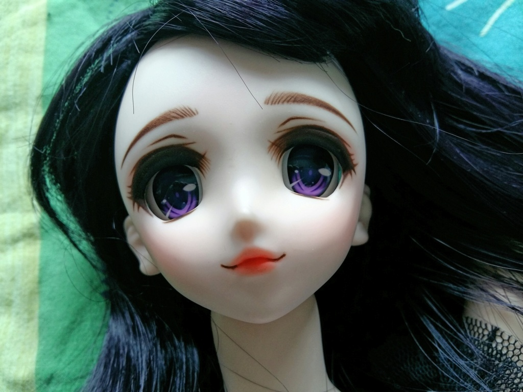 [Vends] Dollfie dream 03 head SWS dddy body NS + extras 2019-012