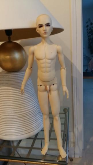 [A vendre] Iplehouse Barron normal skin full set 20200124