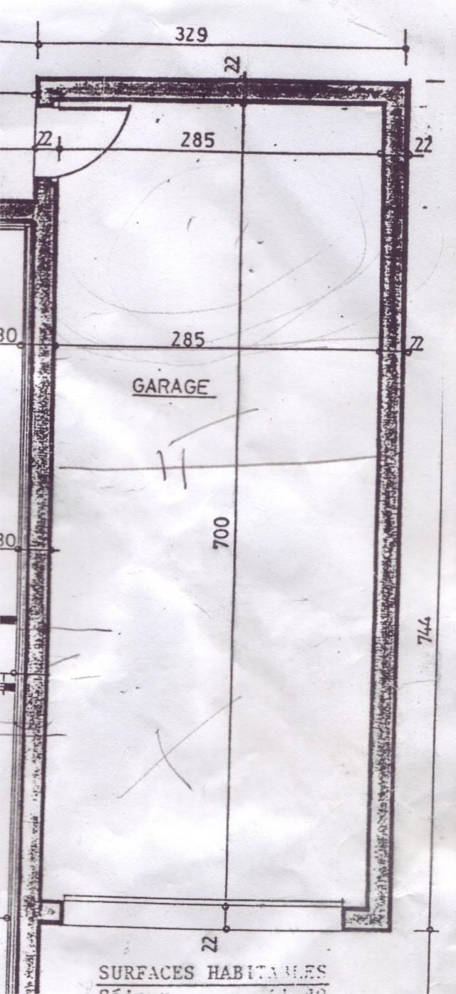 Projet: garage en suite parentale.. tout à faire! Garage10