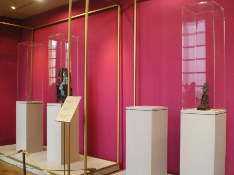 Exposition « Trônes en majesté, l'autorité et son symbole » - Page 6 Salon_17