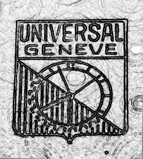 [Revue] Mon Universal Geneve UG101 Logo10