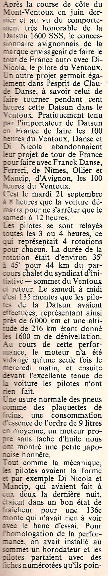 TOPIC OFFICIEL DATSUN 510... Voiture mythique! - Page 2 11_19_12