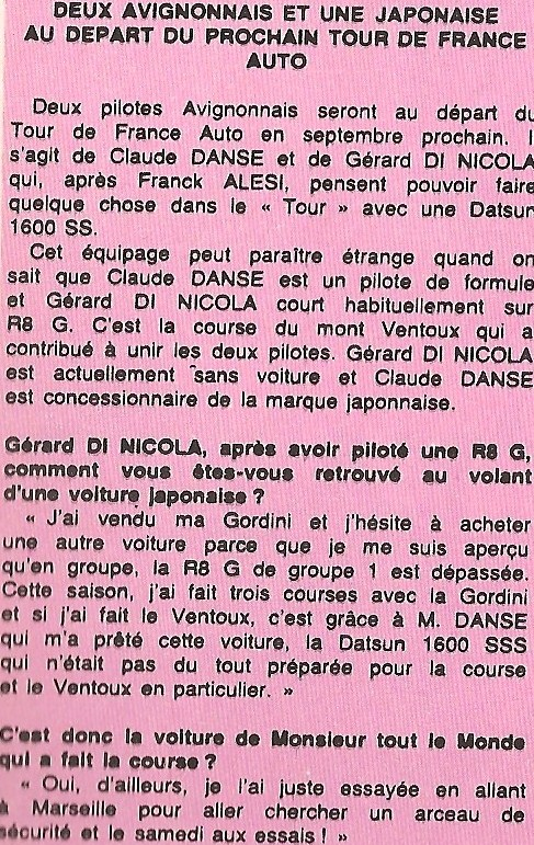 TOPIC OFFICIEL DATSUN 510... Voiture mythique! - Page 2 11_20_14