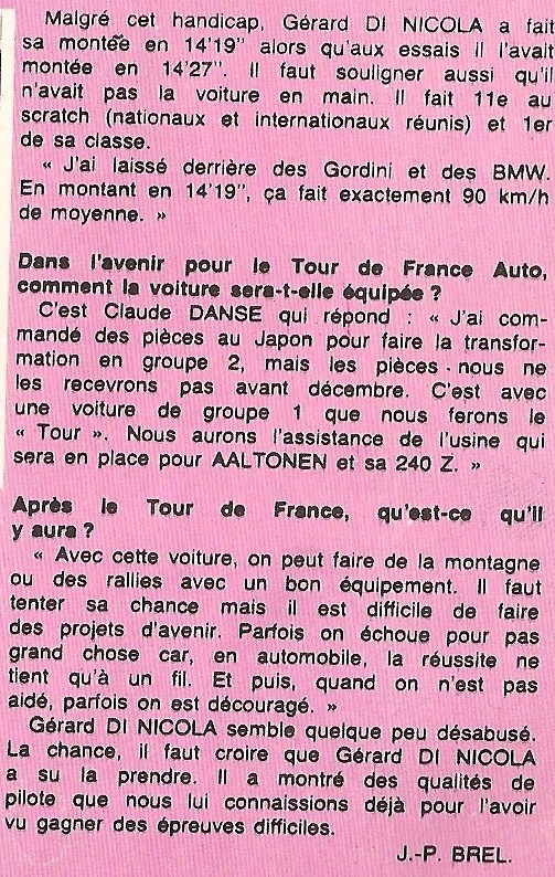 TOPIC OFFICIEL DATSUN 510... Voiture mythique! - Page 2 11_20_16