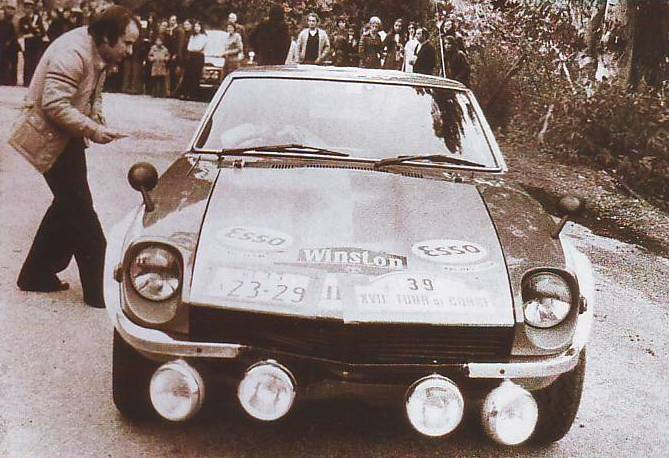 Topic officiel DATSUN 240Z Corse711
