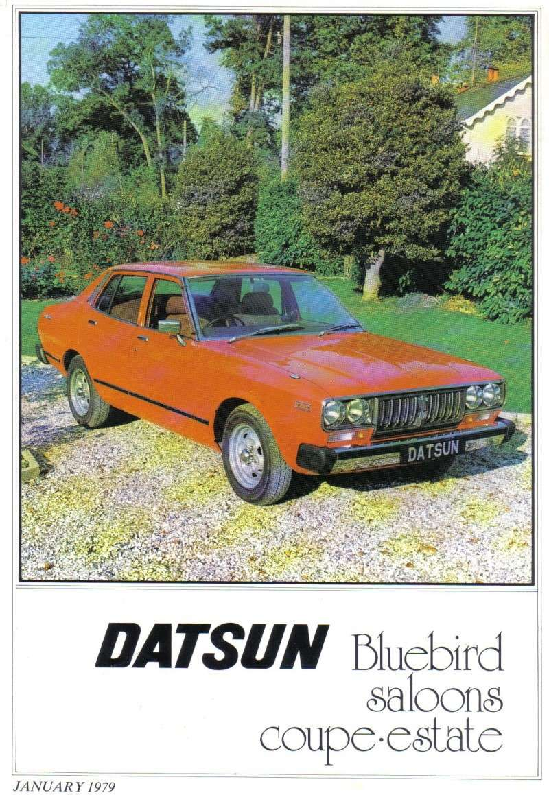 TOPIC OFFICIEL DATSUN 180B: 610 & 810 et 180B SSS Datsun13