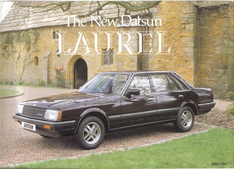 Topic officiel DATSUN LAUREL 200L & 240L Laurel10
