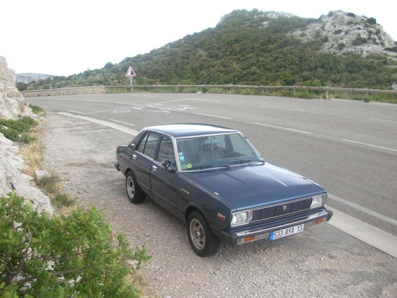Ma Datsun VIOLET 140J de 1981 - Page 2 Ma_dat10