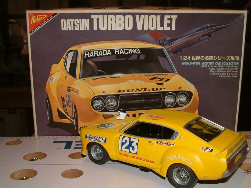 1/24e DATSUN VIOLET TURBO HARADA RACING Maquet17