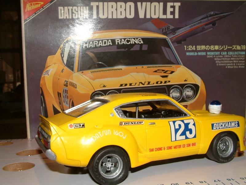 1/24e DATSUN VIOLET TURBO HARADA RACING Maquet19