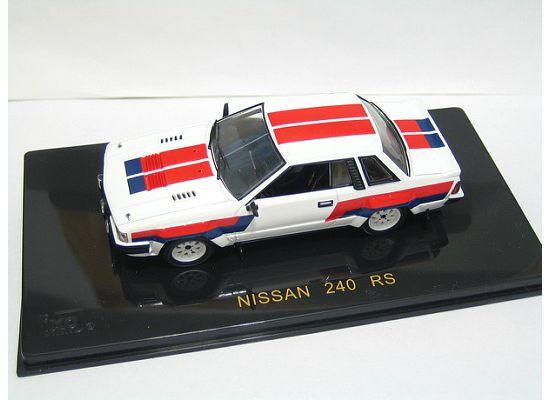 1/43 eme NISSAN 240RS IXO Ry3d4012