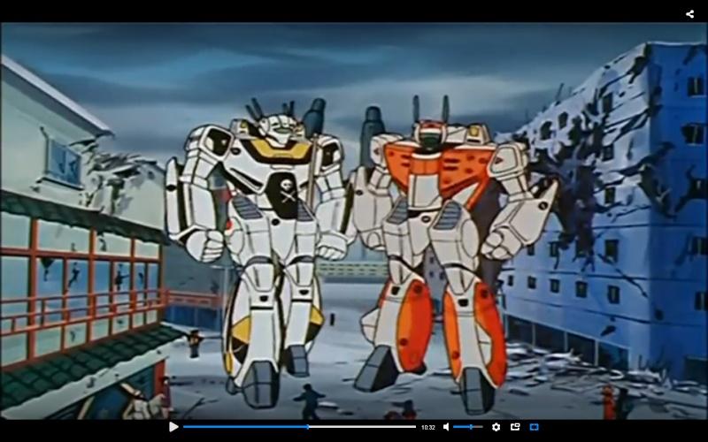 Quelle échelle pour les décors Robote12