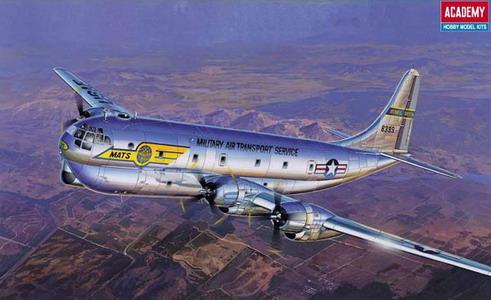 """Boeing C-97A """"Stratofreighter"""" [1:72 - Academy] Boeing10"""