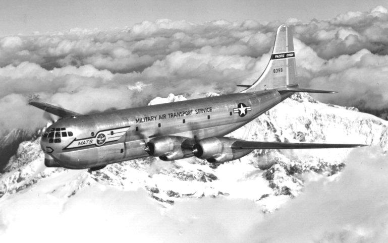 """Boeing C-97A """"Stratofreighter"""" [1:72 - Academy] Boeing11"""