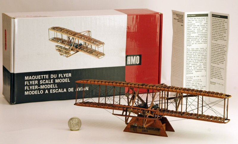 Wright Flyer (1903) de HMO Wright12