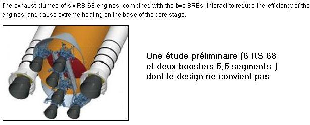 Ares V pourrait se voir ajouter un sixième moteur, et dépasser Saturn V en hauteur - Page 8 Design10